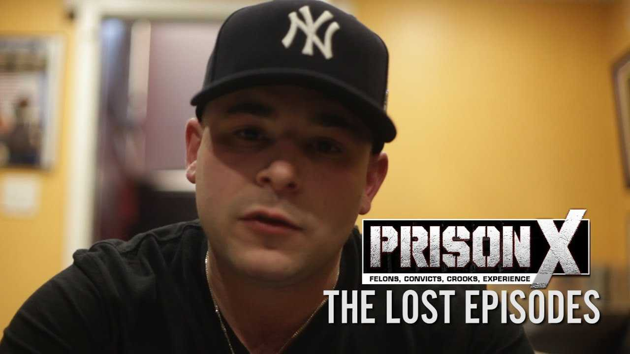 Prison X The Carl Story (The Lost Episodes)