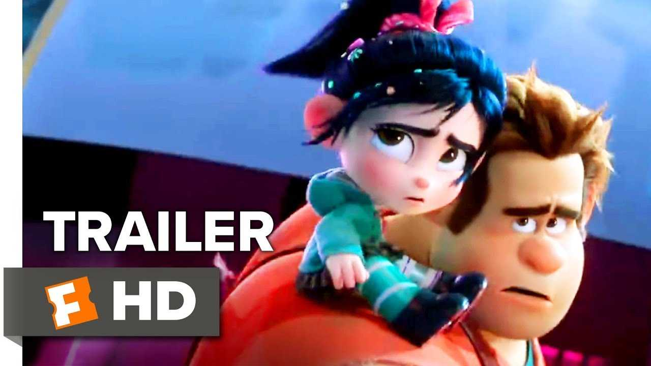 Ralph Breaks the Internet Trailer #2 (2018) | Movieclips Trailers