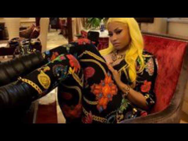 Rapper Nicki Minaj