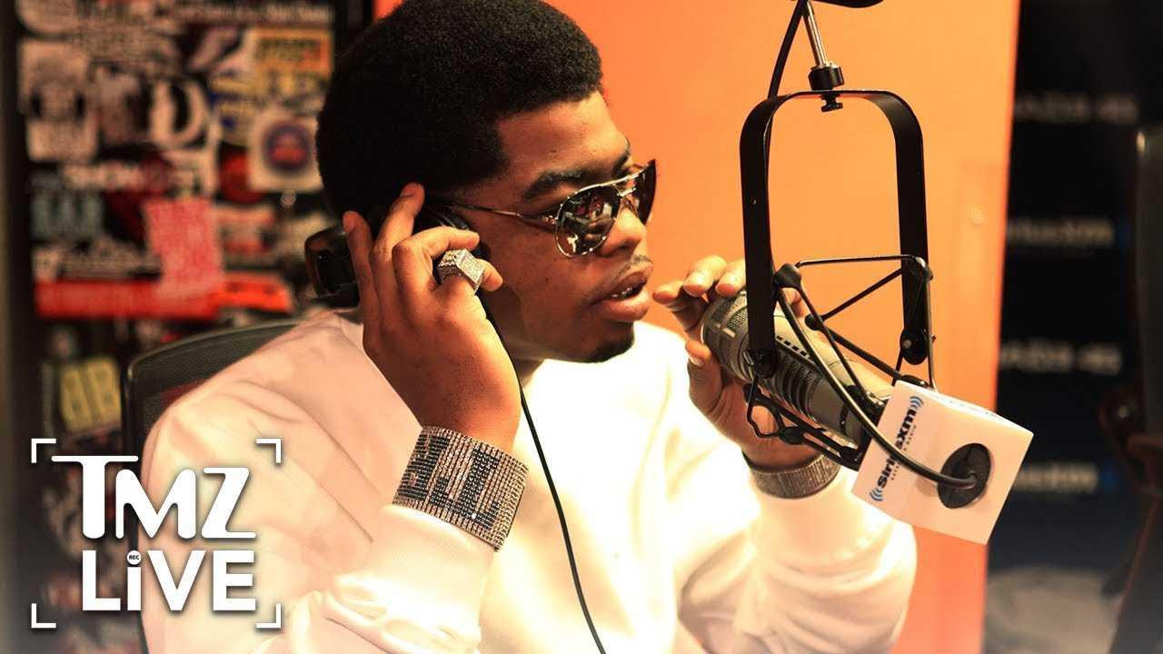Rapper Shames Kids On Internet!   TMZ Live
