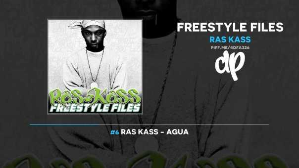Ras Kass – Freestyle Files (FULL MIXTAPE)