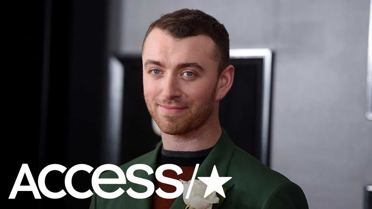Sam Smith Opens Up About His Breakup With Ex Brandon Flynn: 'It's Still Quite Raw' | Access