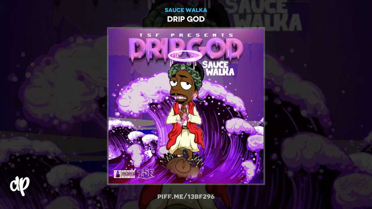 Sauce Walka -  Water On My Wrist (Feat. Chief Keef) [Drip God]