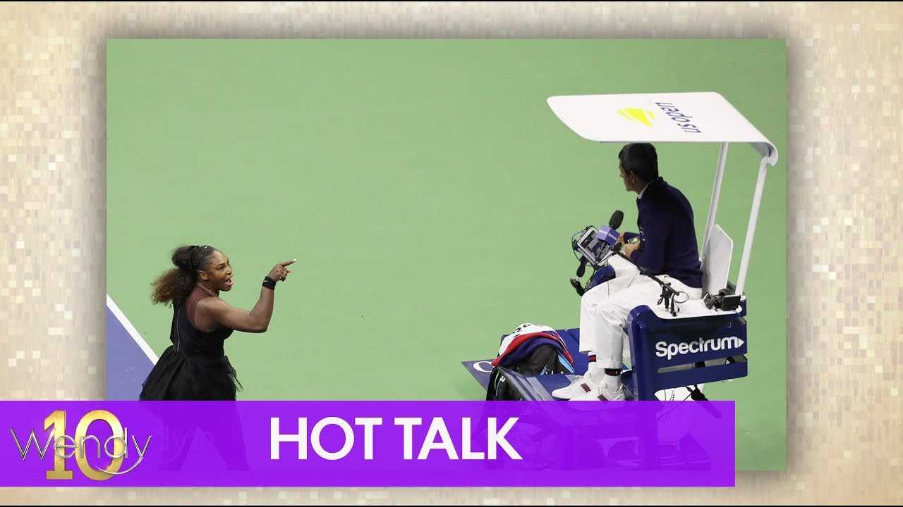 Serena Williams: Victim or Sore Loser?