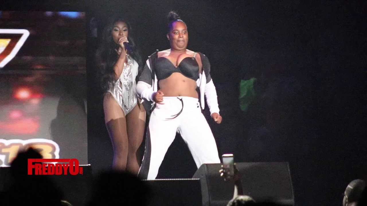 Shocking 'City Girls' Performance 'I'll Take Your Man' Girl Take Over Stage