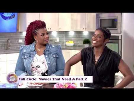 Sister Circle Live  #FullCircle : Black Films in Need of Sequels   TVOne