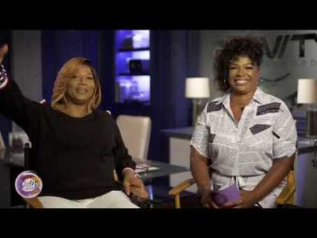 Sister Circle Live | Queen Latifah from the set of STAR | TVOne