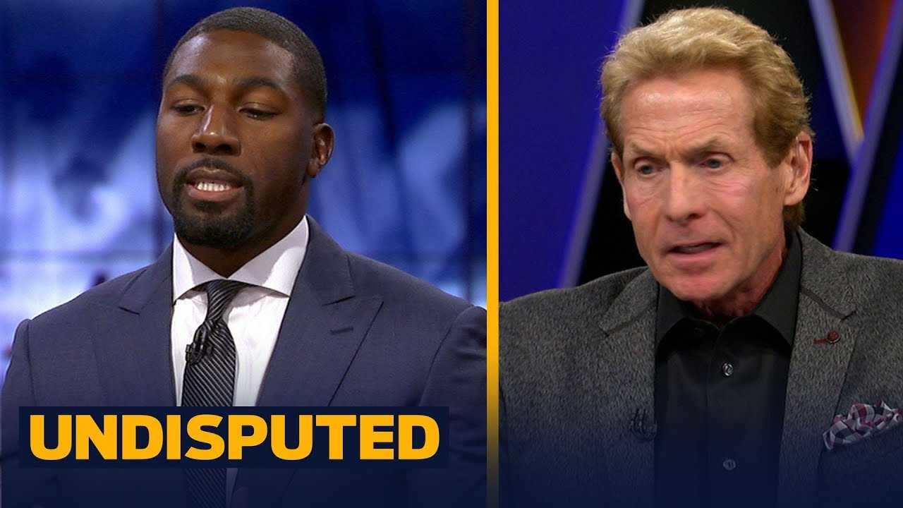 Skip Bayless on the 'robbery' at Lambeau Field during G.B.'s tie with Minnesota | NFL | UNDISPUTED