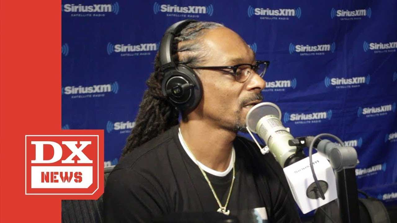 """Snoop Dogg Says """"Fuck Kanye West"""" And """"Fuck Donald Trump"""""""