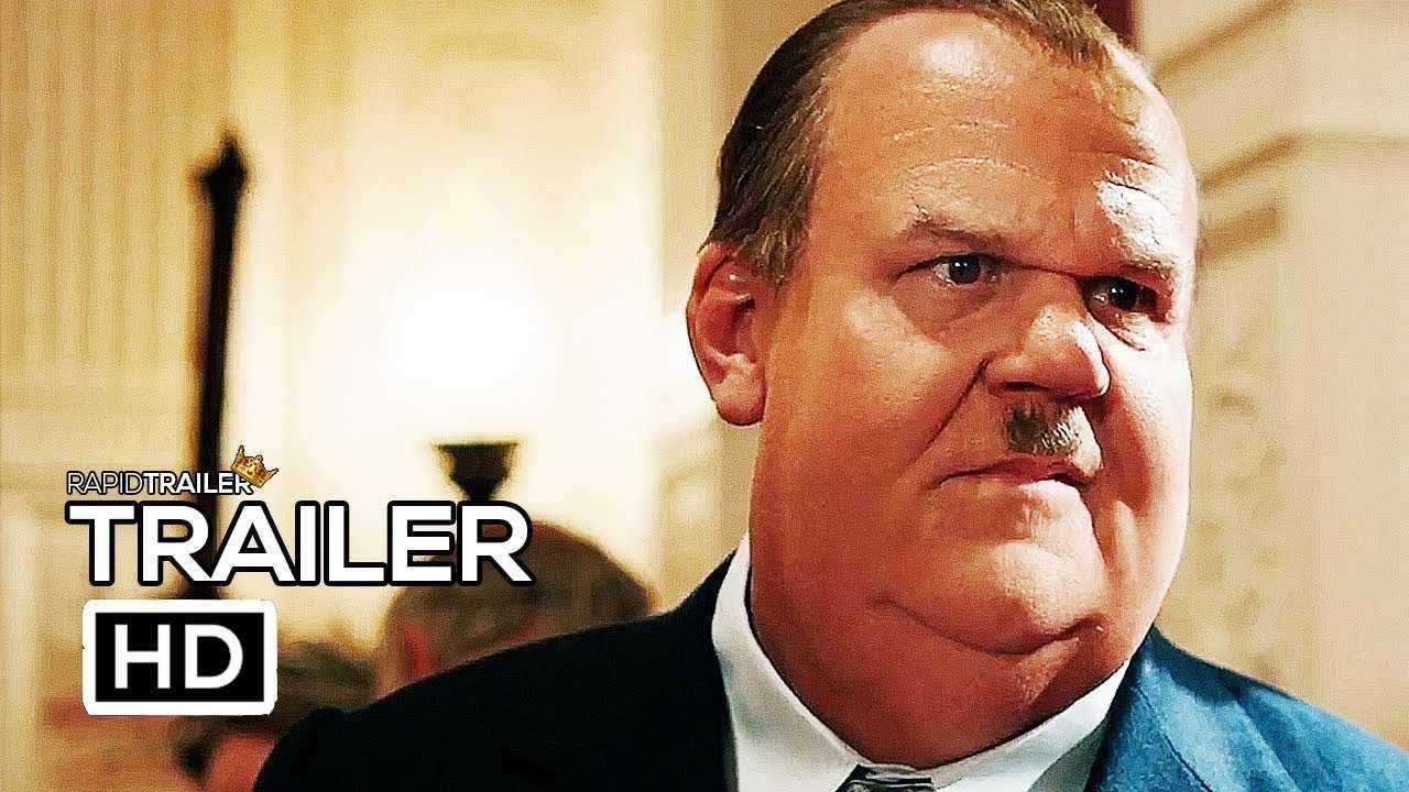 STAN AND OLLIE Official Trailer (2019) John C. Reilly, Steve Coogan Movie HD