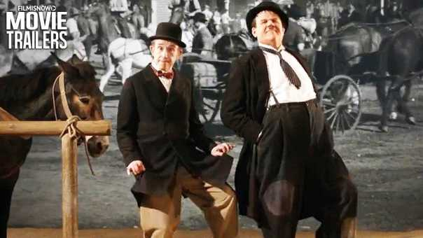 STAN & OLLIE Trailer NEW (2019) – Steve Coogan, John C. Reilly are Laurel and Hardy