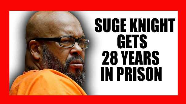 Suge Knight Gets 28 Years in Prison