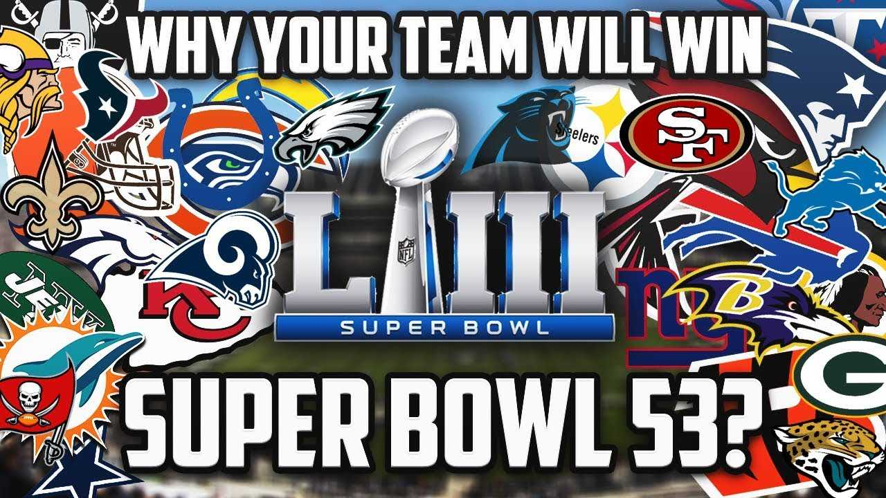 Super Bowl 53: One Reason Why Your Favorite Team MIGHT Win