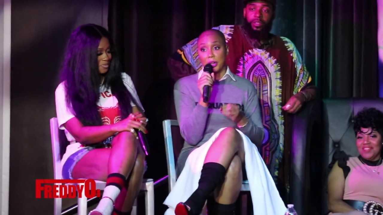 Tamar Braxton & Remy Ma Explain Do's & Don'ts Of Celebrity Hair Stylists & Makeup Artist