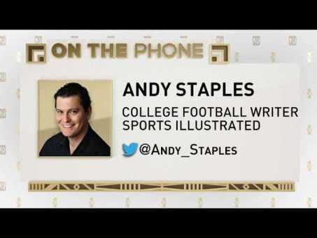 The Jim Rome Show: Andy Staples talks Clemson football