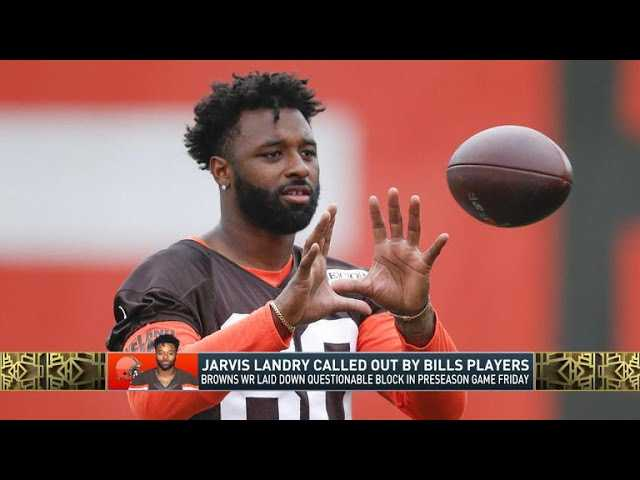 The Jim Rome Show: Bills players called out Jarvis Landry