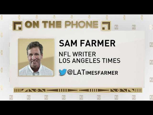 The Jim Rome Show: Sam Farmer talks Rams locker room