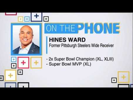 Tiki and Tierney: Hines Ward talks Alliance of American Football