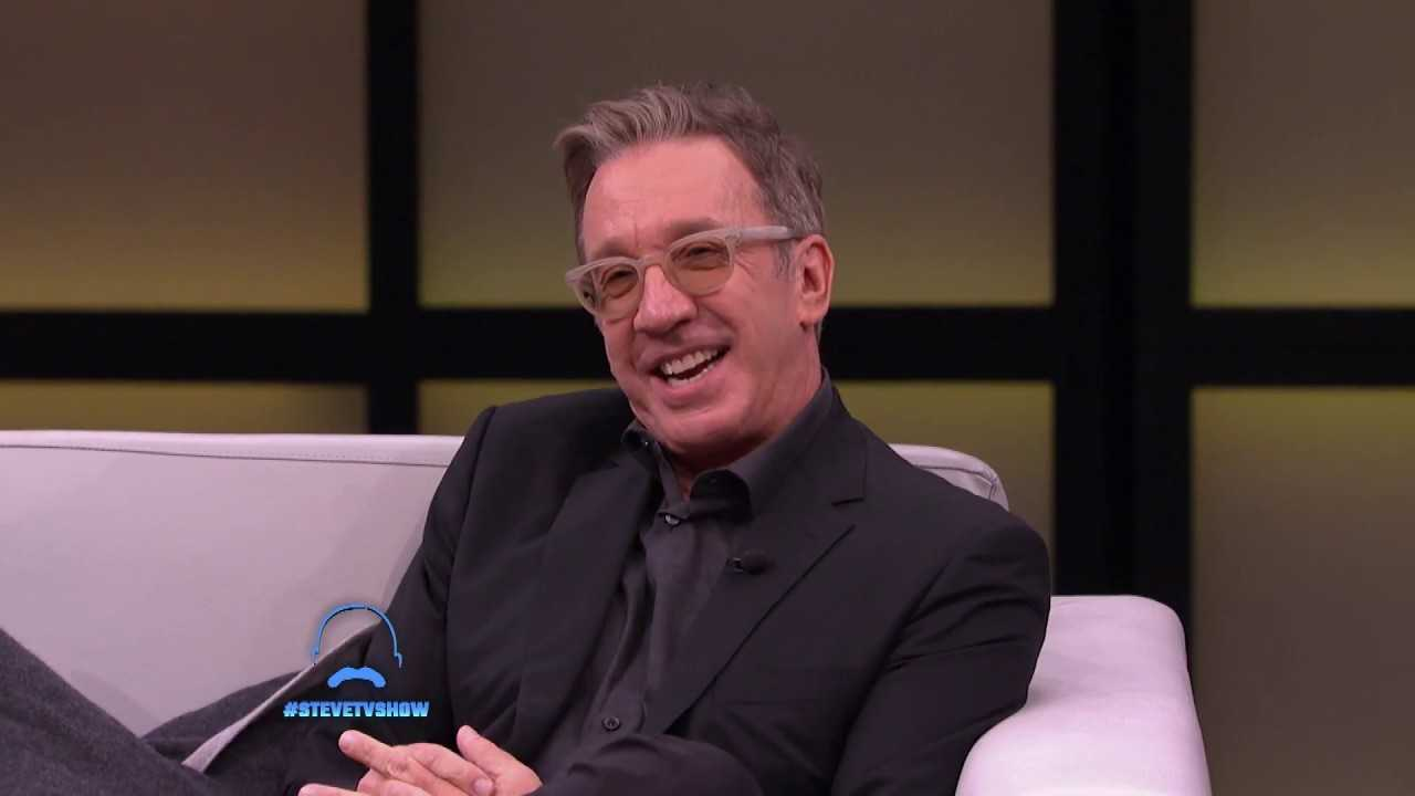 "Tim Allen Plays ""Nailed It or Failed It"""