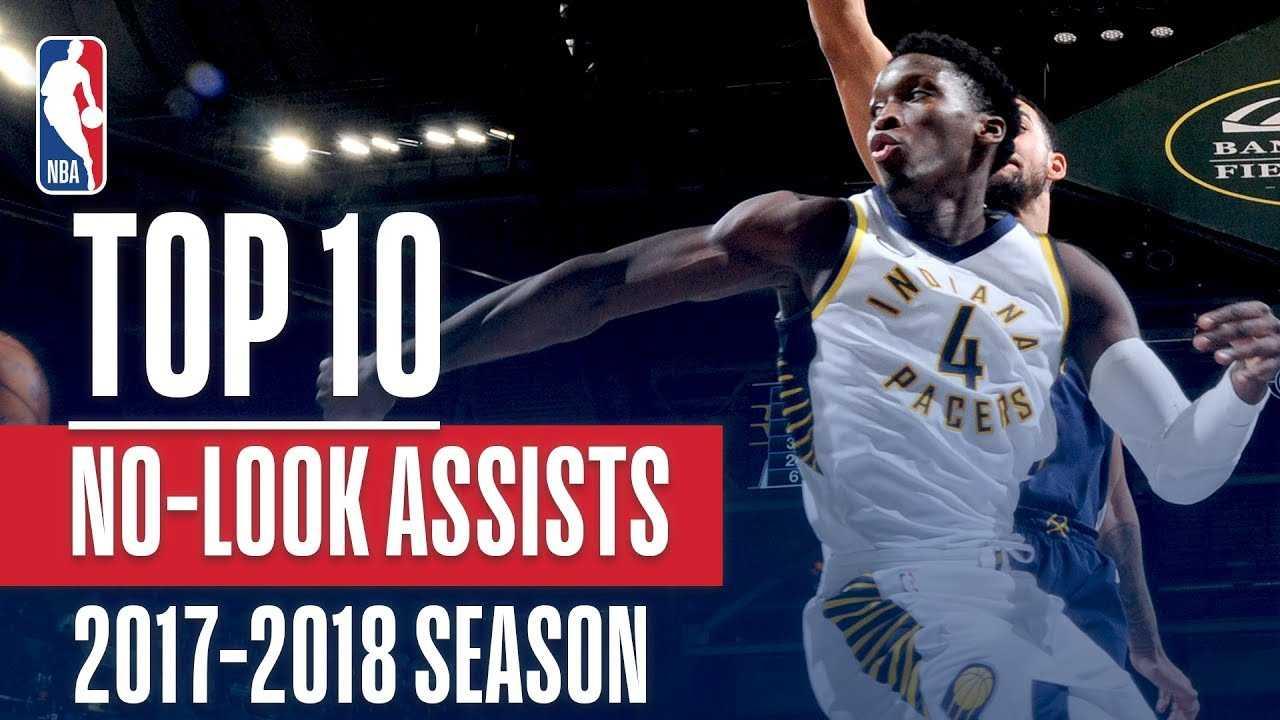 Top 10 No-Look Assists: 2018 NBA Season