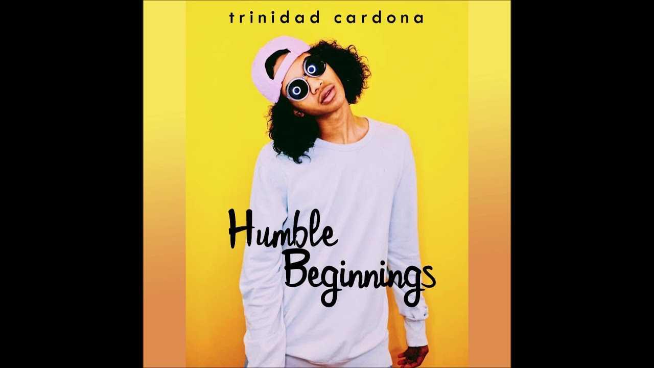"Trinidad Cardona - ""Higher"" OFFICIAL VERSION"