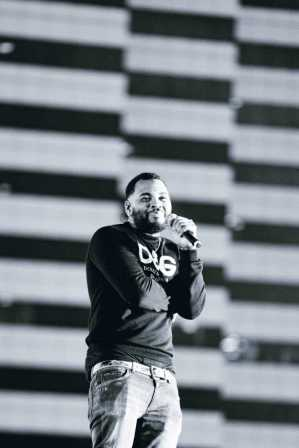 Kevin Gates Charms the Crowd With His Irascible Personality and His Deep Array of Hits (Photo Credit: Adi Muhtarevic)