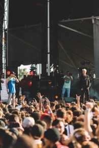 HBK's Rapper/Producer Brings Out Surprise Guest G-Eazy (Photo Credit: Marcus McDonald)