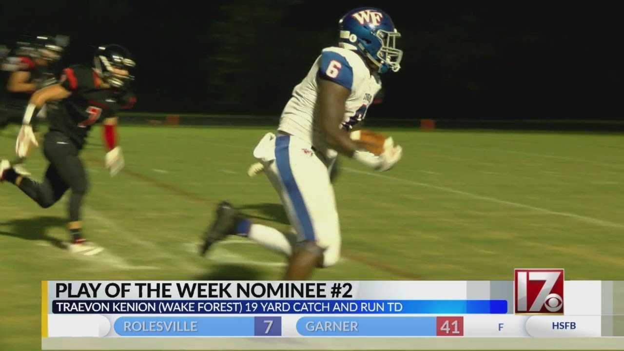 VOTE: The Blitz play of the week nominees | Week 5