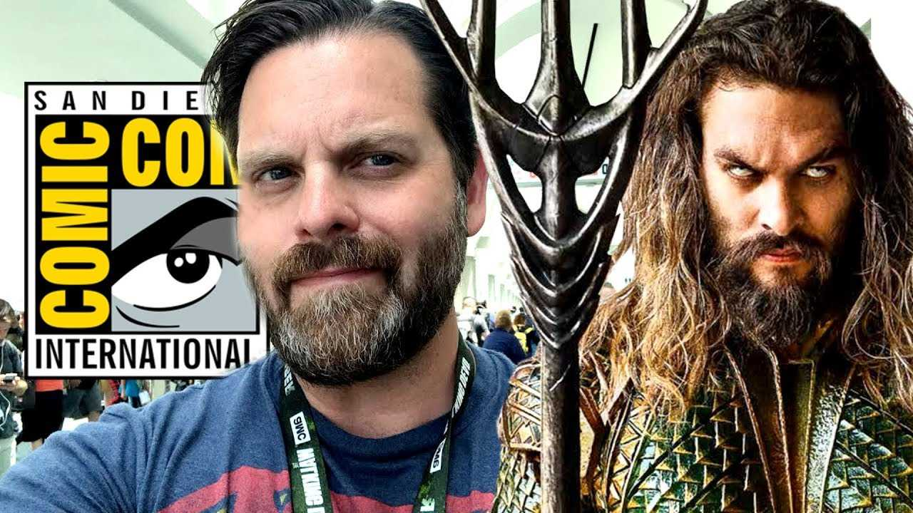 WB Comic Con Panel Reaction - Aquaman, Shazam! Wonder Woman 84 and more!