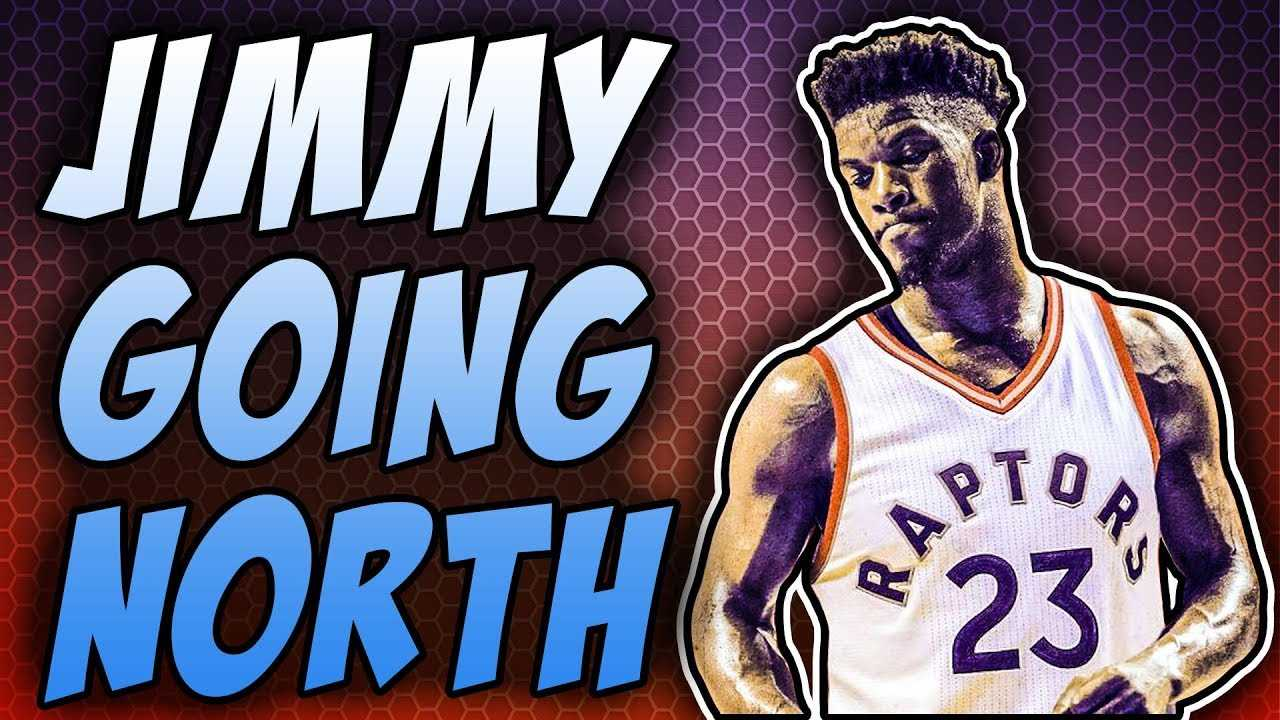 Why The Raptors Should Trade For Jimmy Butler