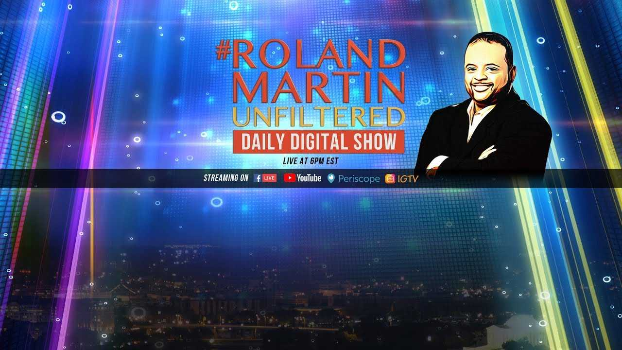 10.12.18#RolandMartinUnfiltered: Abrams on GA voter suppression; Chicago Cop cleared of killing teen