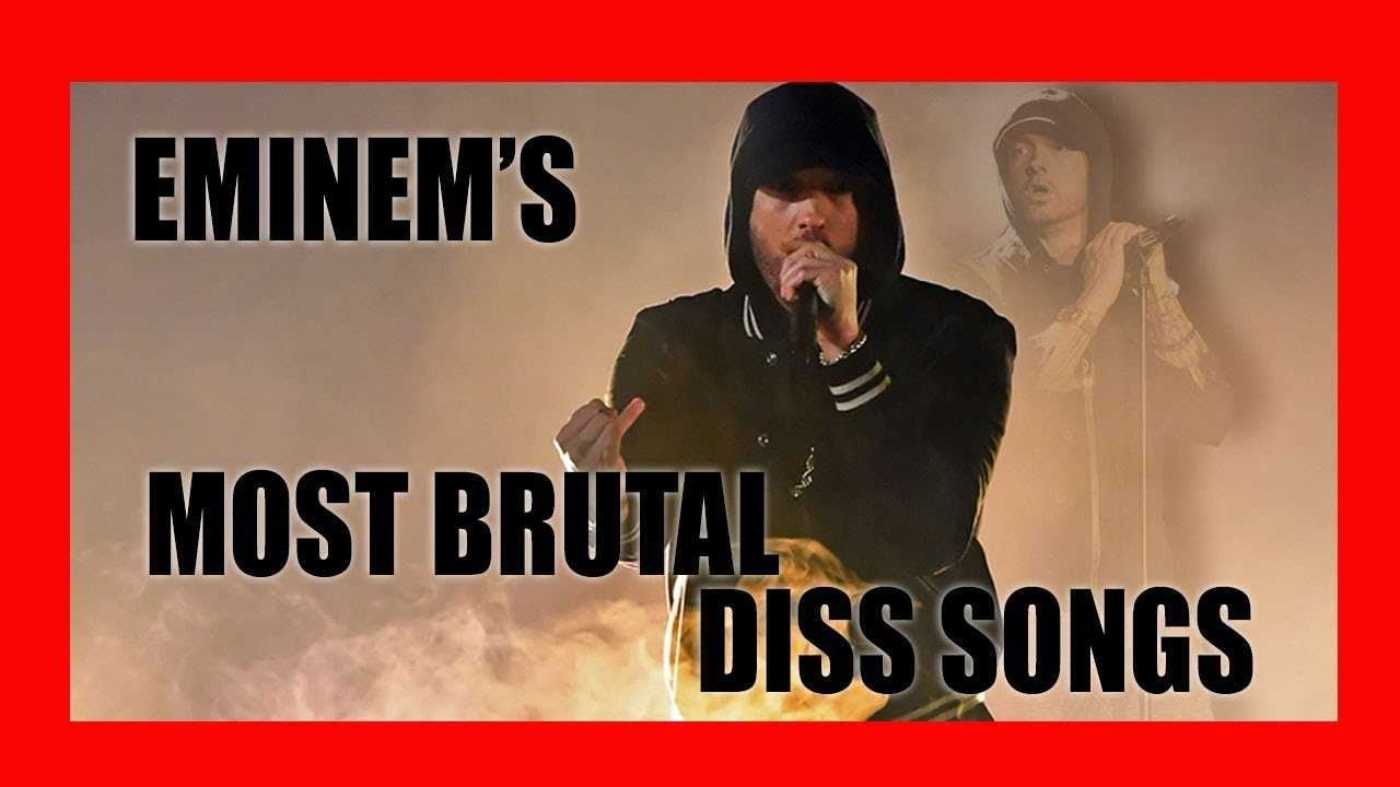 10 of Eminem's Most Brutal Diss Songs