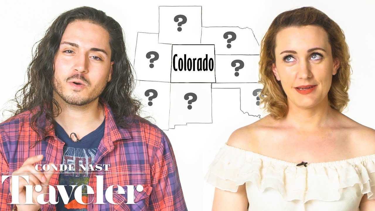 50 People Try to Name All the States That Border Their State | Culturally Speaking