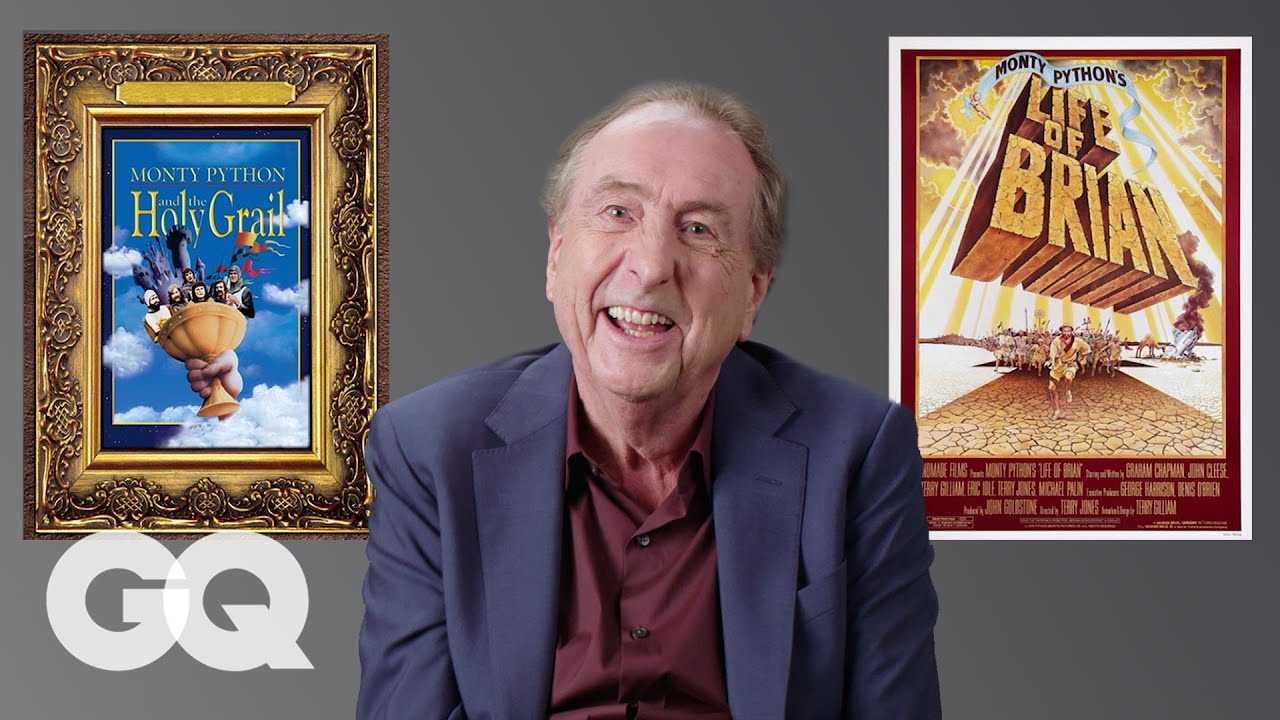 Monty Python's Eric Idle Breaks Down His Most Iconic Characters | GQ