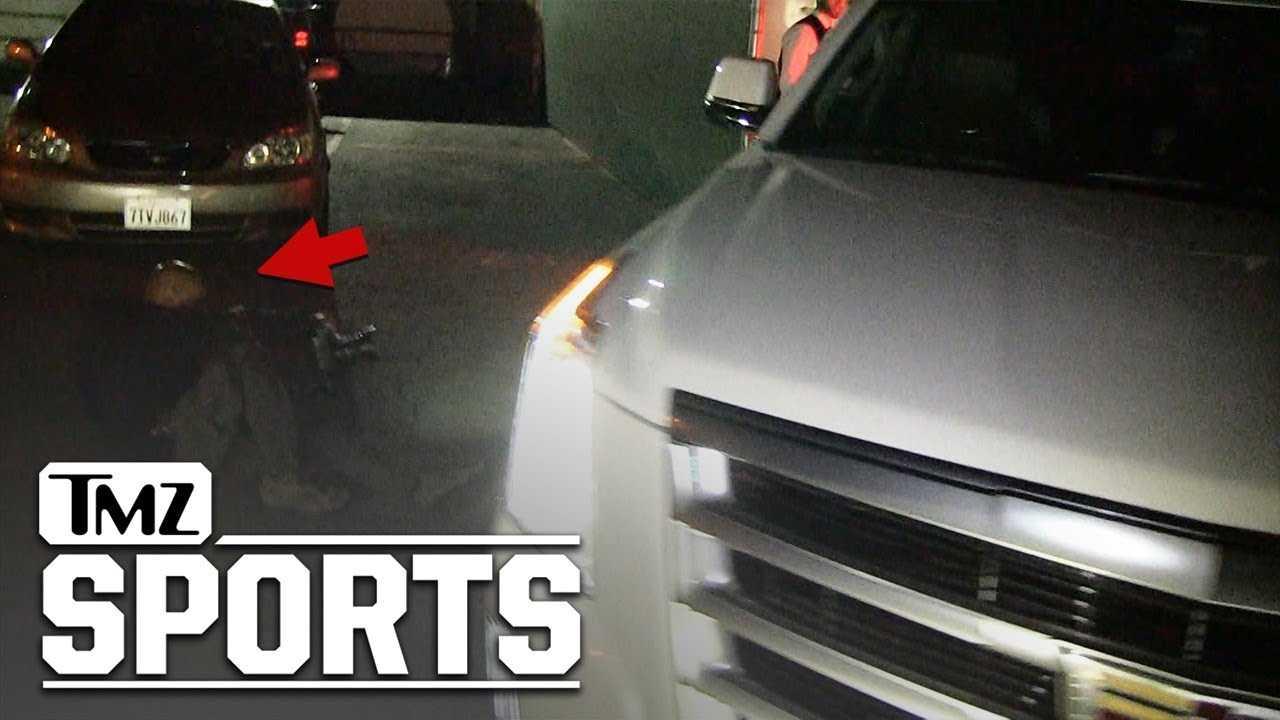 A-Rod and J Lo's Driver Hits Paparazzi, Blames Flashing Lights | TMZ Sports