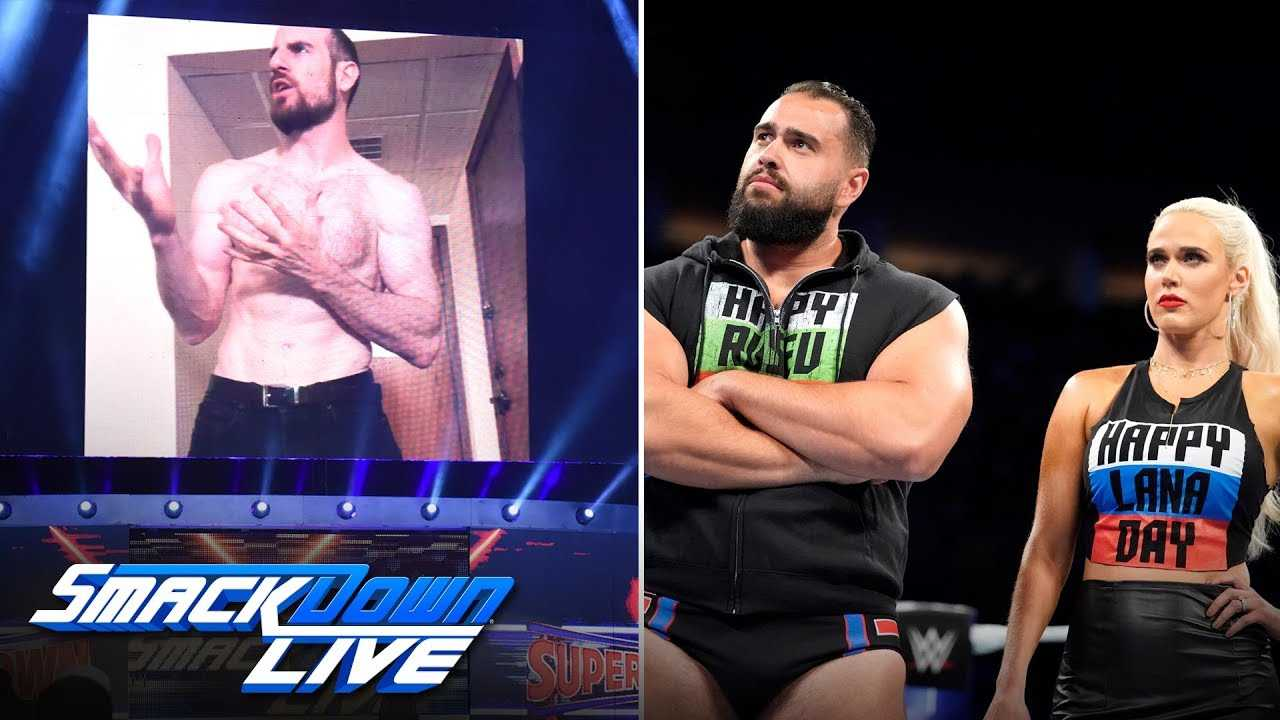 """Aiden English presents """"One Night in Milwaukee"""": SmackDown LIVE, Oct. 2, 2018"""