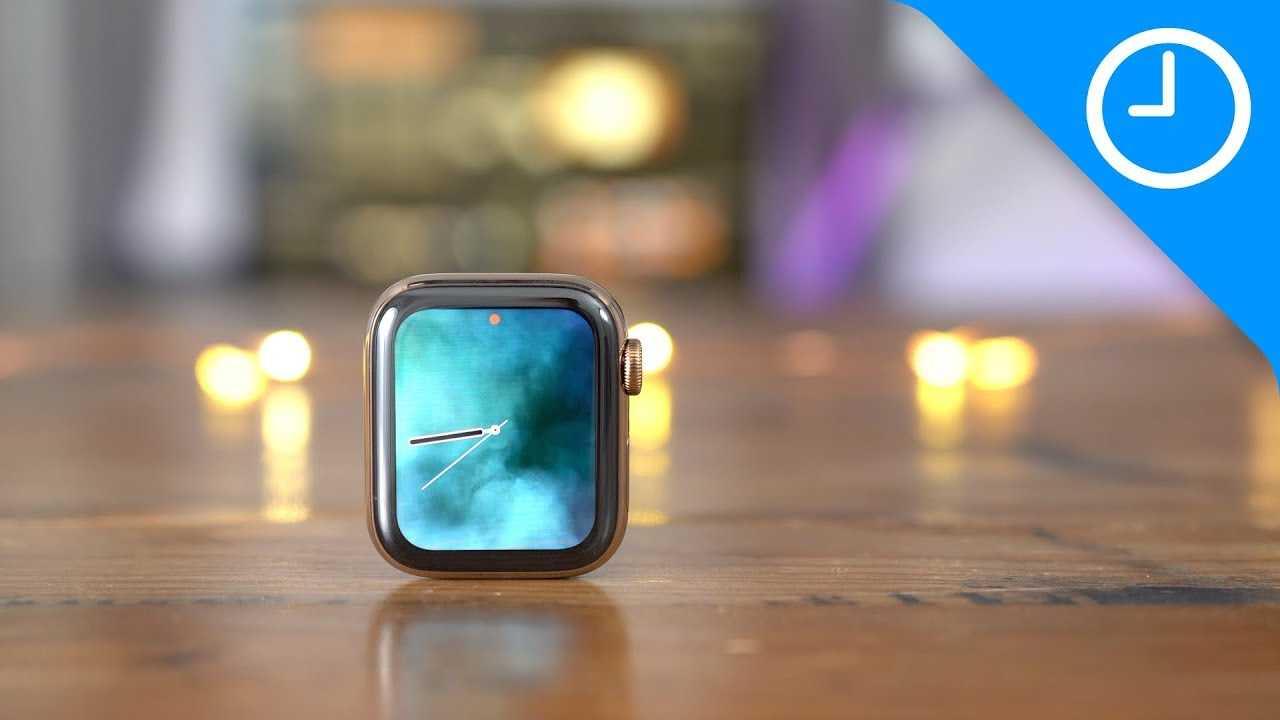Apple Watch Series 4: top features