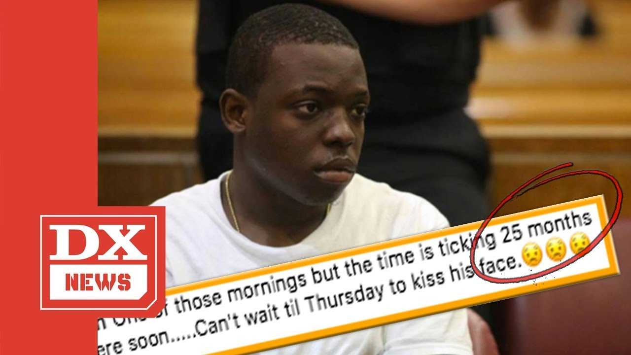 """Bobby Shmurda's Mother Says He'll Be Released From Prison In """"25 Months"""""""