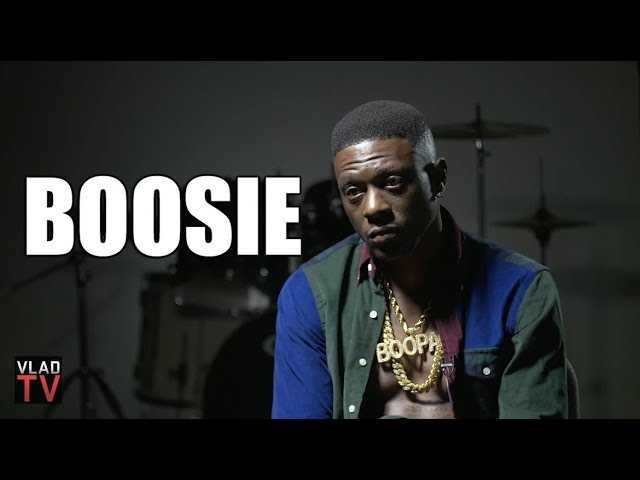 Boosie on Having 6 Different Baby Mamas, Doesn't Sleep with Any of Them (Part 9)