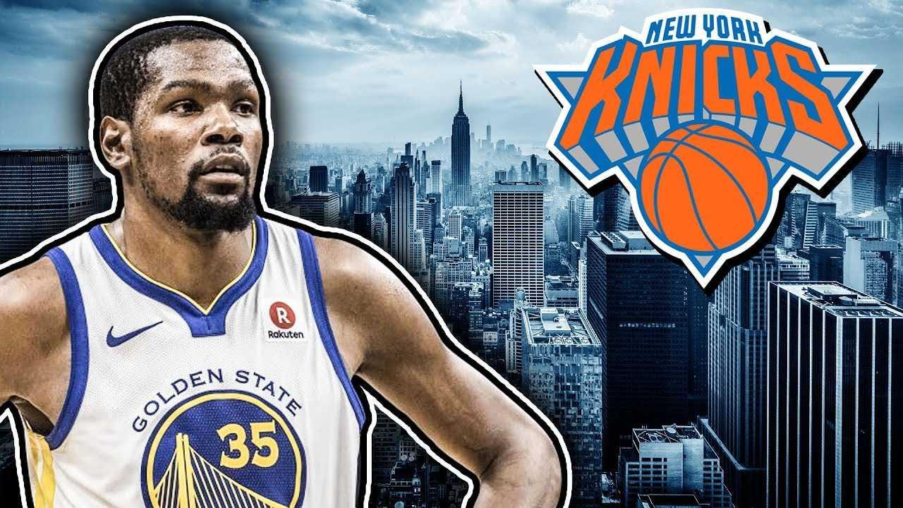 Breaking Down The Kevin Durant Knicks Rumors
