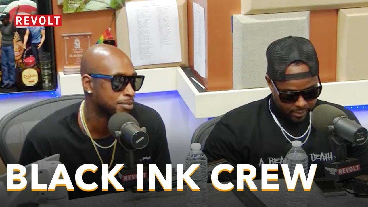 Caeser From Black Ink Crew Talks About How Mayweather Attempted To Sue Him | The Breakfast Club