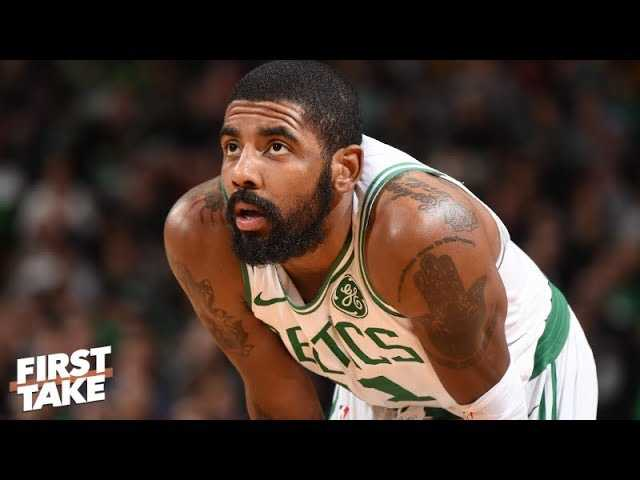 Celtics decision on Kyrie Irving contract splits Max Kellerman, Will Cain & Stephen A.   First Take