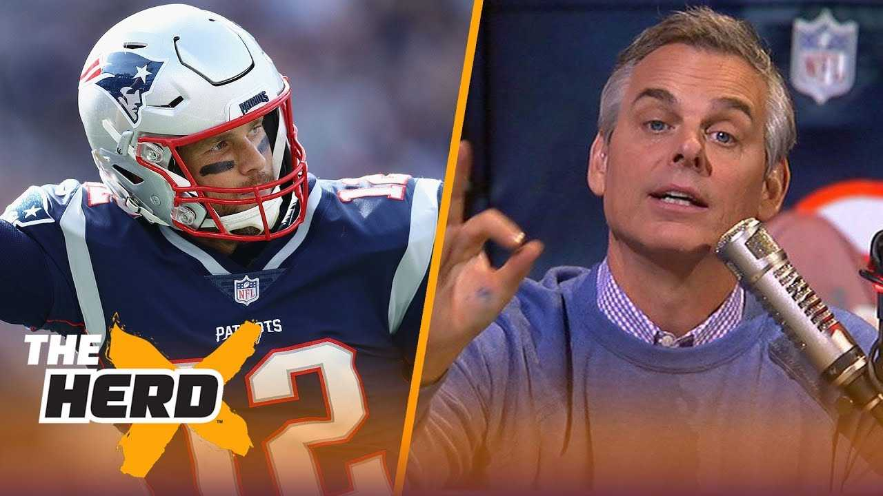 Colin on Patriots Week 4 win over Dolphins, importance of an offensive-minded coach | NFL | THE HERD