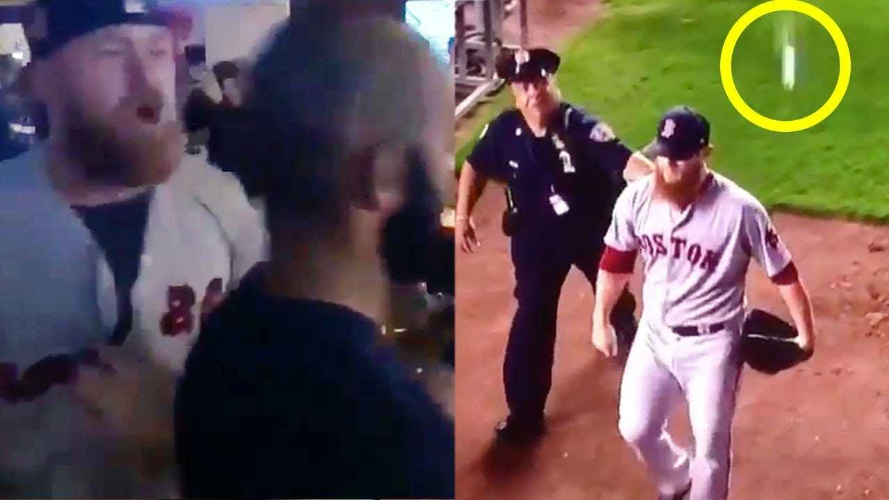 Crazy FIGHTS Breakout As Yankees vs Red Sox Rivalry EXPLODES!