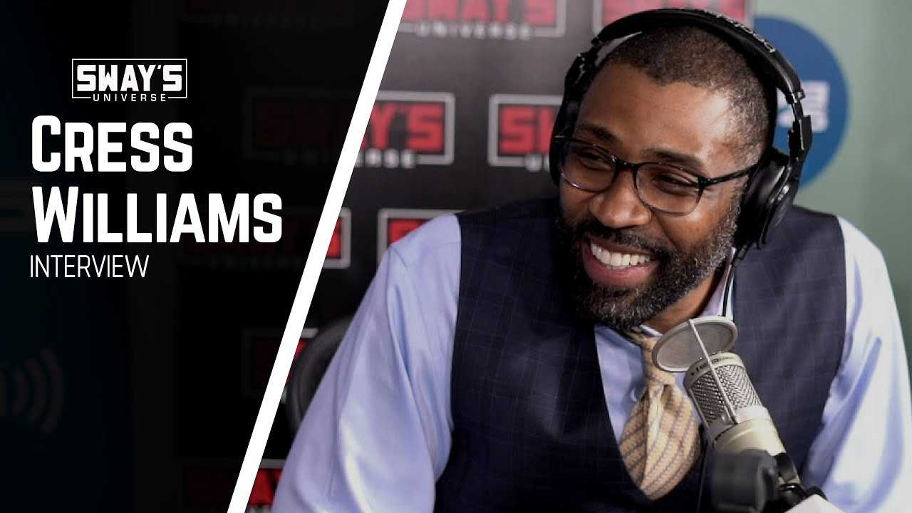 Cress Williams on His Journey From 'Living Single' to The Lead on 'Black Lightning'