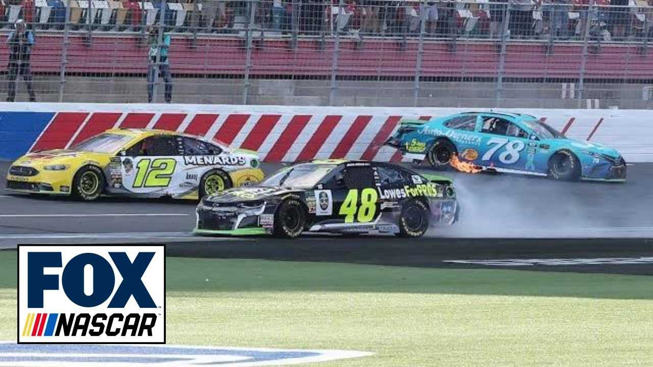 Dave Moody sounds off on all the action from the Charlotte ROVAL | NASCAR RACE HUB