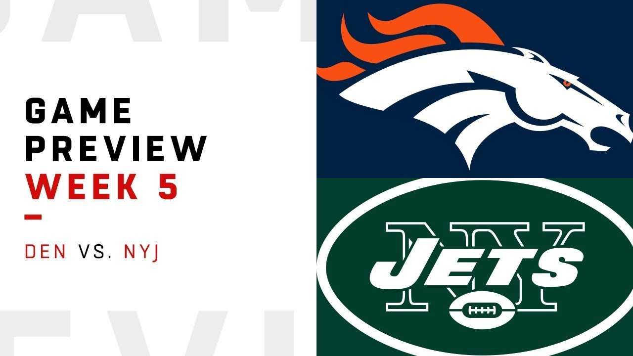 Denver Broncos vs. New York Jets | Week 5 Game Preview | NFL Film Review
