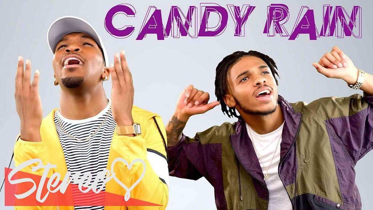 Desmond Dennis ft. Tone Stith - Candy Rain