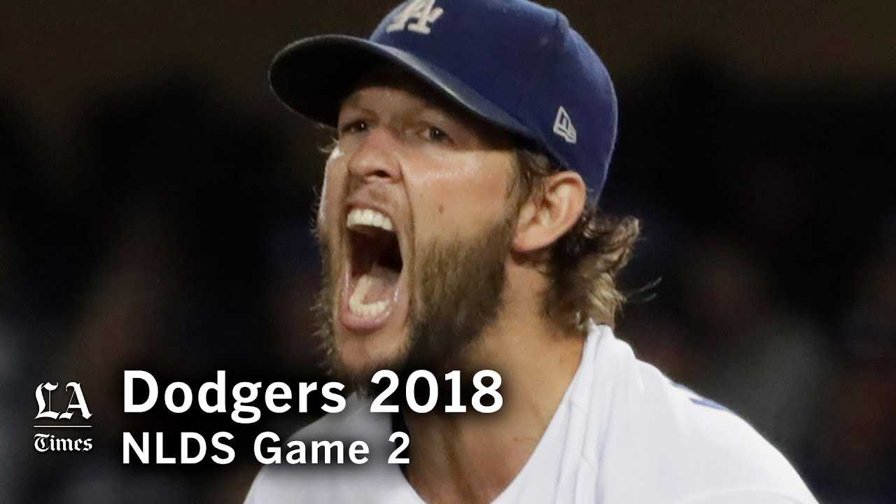 Dodgers NLDS 2018: Game 2 proved huge for Clayton Kershaw and the Dodgers