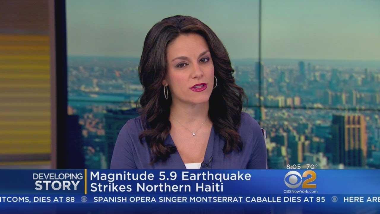 Earthquake Strikes Haiti
